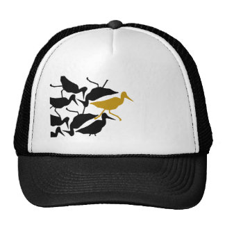 Bird Stew Odd Bird Out Trucker Hat