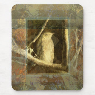 Bird Study One Mouse Pad