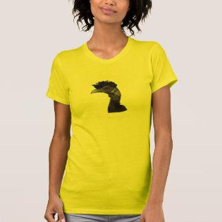 Bird - Thank You (White Text) Tee Shirts