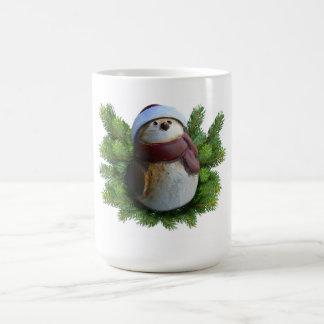 Bird Theme Holiday Mug