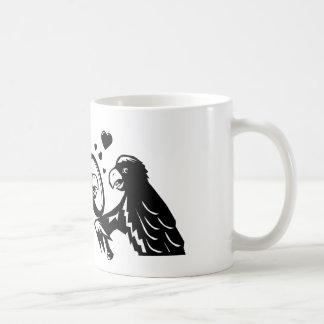 BIRD,Thinks I Love You Mugs