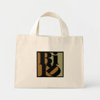 BIRD Tote Canvas Bags