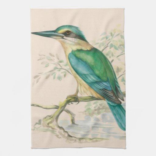BIRD TOWELS