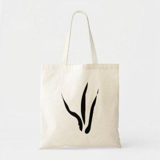 Bird Track Silhouette Bag