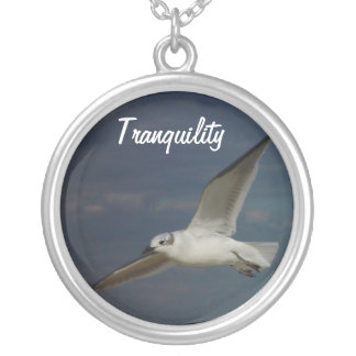 Bird Tranquility, Necklace