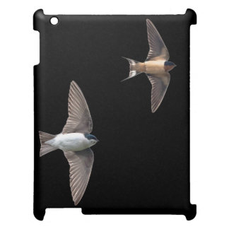 Bird Tree Swallow and Barn Swallow Cover For The iPad