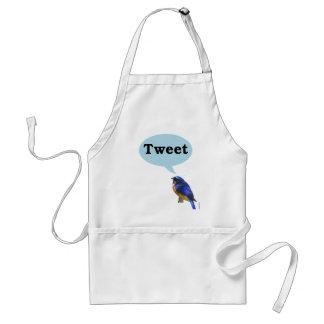 Bird Tweet Apron