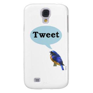 Bird Tweet Galaxy S4 Cover