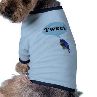 Bird Tweet Pet Clothes