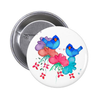 Bird Tweets Button