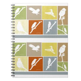 Bird Variety Notebook
