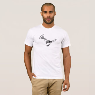 Bird Victrola Beak T-Shirt