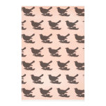 Bird wallpaper stationery