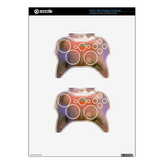 Bird Wandering Off by Paul Klee Xbox 360 Controller Decal