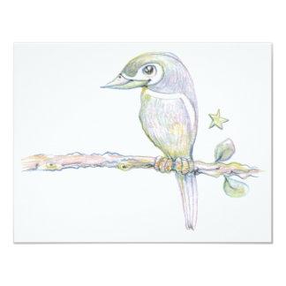 Bird Watch Card