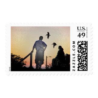 Bird Watch Postage