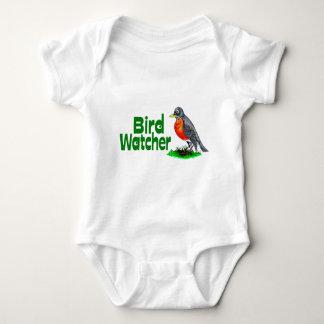 Bird Watcher Baby Bodysuit