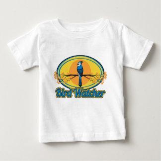 Bird Watcher Baby T-Shirt