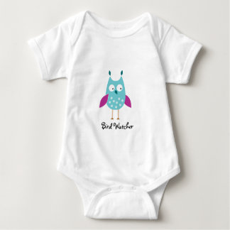 Bird Watcher Infant Creeper