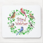 BIRD WATCHER MOUSEPADS