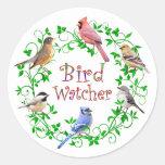 BIRD WATCHER STICKER