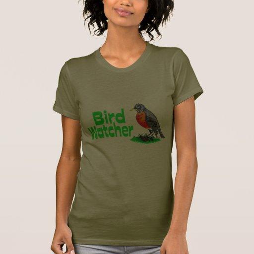 Bird Watcher T Shirt