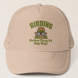 Bird Watching, Birding Trucker Hat