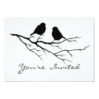 Bird Watching Birthday Party Invite to Customize