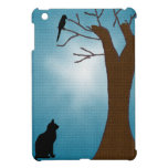 Bird Watching Cat Cover For The iPad Mini
