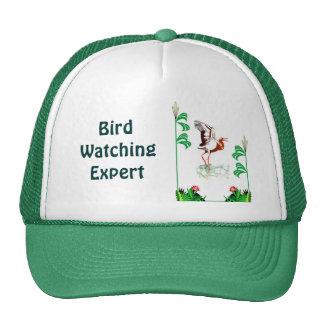 Bird Watching expert Trucker Hat