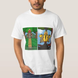 Bird Watching T-Shirt