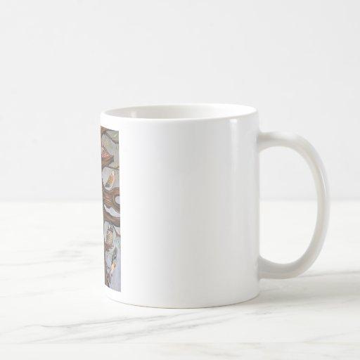 Bird Whisperer Coffee Mugs