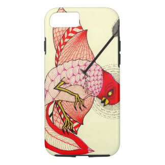 bird with arrow iPhone 7 case