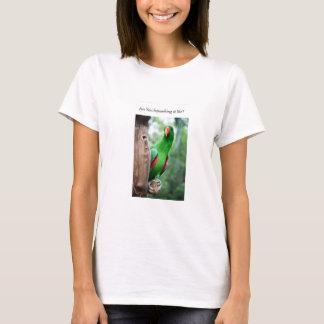 Bird With Attitude Shirt