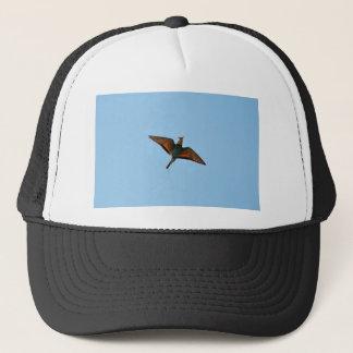 Bird With Butterfly In Beak Trucker Hat
