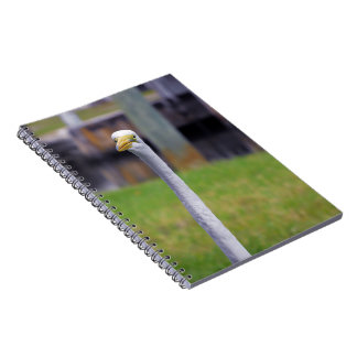 Bird with Long Neck Notebook