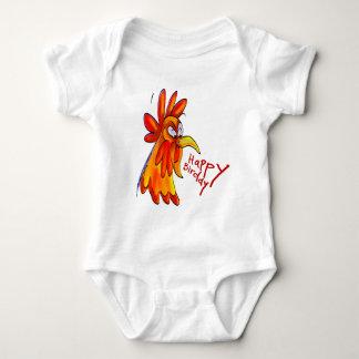 BiRdAy feliz Body Para Bebé