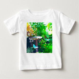 Birdbath in Key West Baby T-Shirt