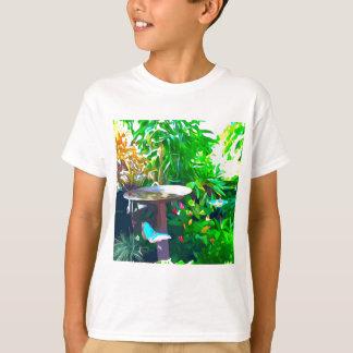 Birdbath in Key West T-Shirt