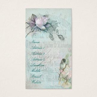 Birdcage Blossom Business Card