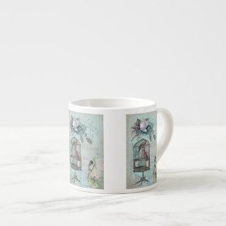 Birdcage Blossom Espresso Cup