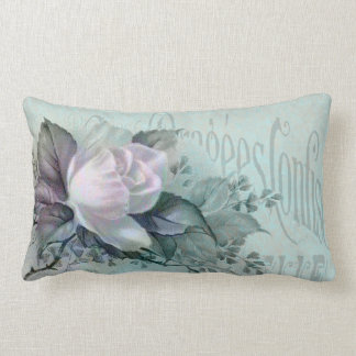 Birdcage Blossom Lumbar Pillow