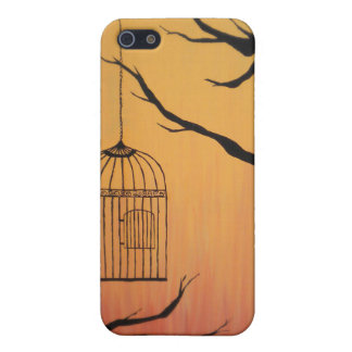 birdcage iPhone 5 cover