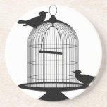 Birdcage Posavasos Diseño