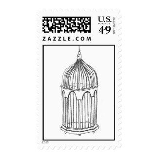 Birdcage Postage