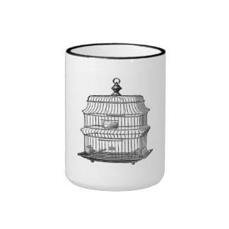 Birdcage Ringer Mug