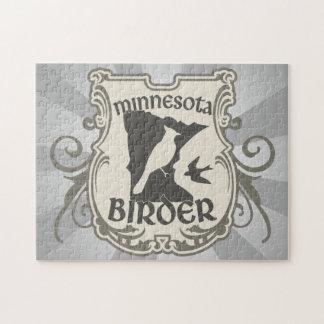 Birder de Minnesota Rompecabezas Con Fotos