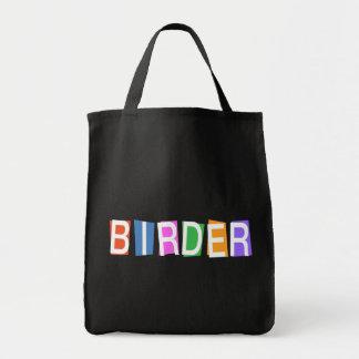 Birder del Retro-estilo Bolsas De Mano