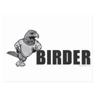 Birder, Eagle Postcard