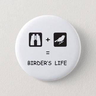 Birder's Life Button